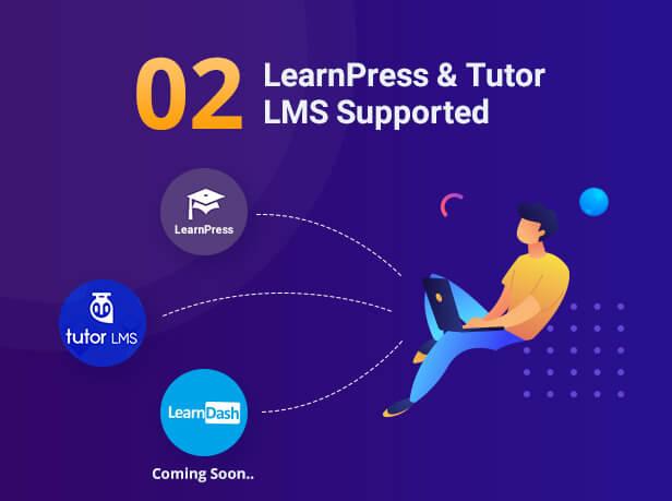 Gostudy education WordPress theme, LMS education Theme, Tutor LMS Theme